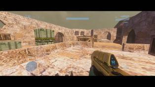 Clásico mapa de Counter-Strike llega a Halo gracias a los fans