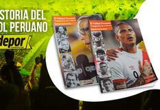 Protagonistas del fútbol peruano, la historia de nuestro fútbol y sus logros.