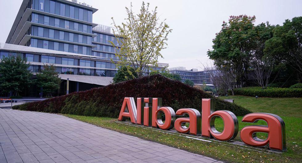 El grupo chino Alibaba dijo en un comunicado que colocó las acciones en la bolsa de Hong Kong en 176 dólares locales (US$22,49). (Foto: Reuters)