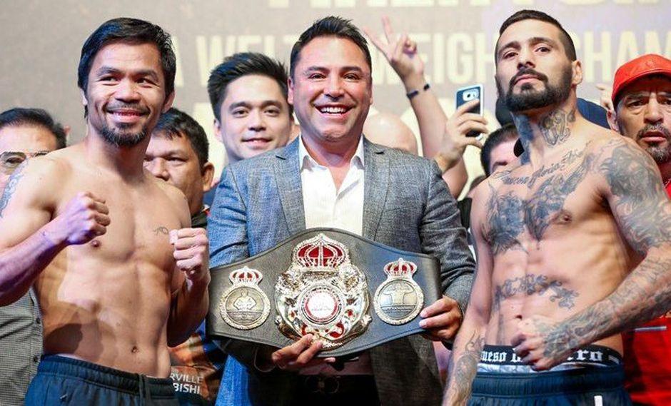 Pacquiao vs. Matthysse: polémico cambio de jueces a horas de la megapelea de boxeo desde Kuala Lumpur. (Foto: AFP)