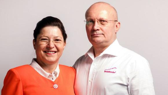 Florin y Mariuca Talpes poseen y dirigen una de las empresas más exitosas de Rumania.