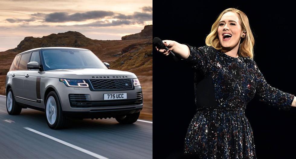 La cantante británica Adele cuenta con una colección de autos donde destacan las SUV de lujo. (Fotos: Difusión).