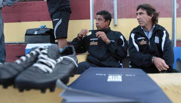 José Soto fue asistente de Gerardo Pelusso, Gustavo Costas y Miguel Ángel Arrué. (Foto: RIchard Hirano / Archivo El Comercio)