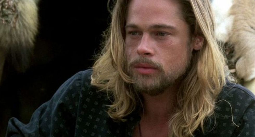 """En 1994 protagonizó """"Leyendas de pasión"""", una película ambientada en las cuatro primeras décadas del siglo XX. Encarnó a Tristan Ludlow. (Foto: Difusión)"""