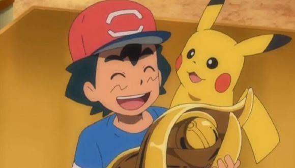 Ash ganó el Torneo Naranja pero no cuenta como una liga oficial. (Foto: The Pokémon Company)