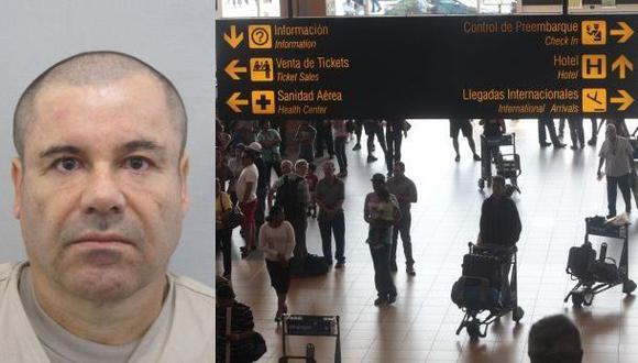 Vinculan a 'El Chapo' Guzmán con droga sembrada en Lima