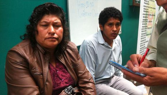 Abancay: alcaldesa de Huanipaca pide garantías para su vida