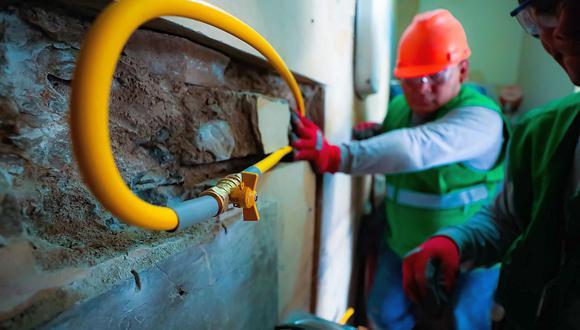 Cálidda seguirá ampliando el servicio de gas natural para atender a usuarios residenciales, comerciales e industriales. (Foto referencial: Minem)