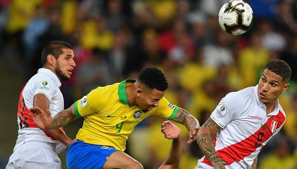 La selección peruana perdió 3-1 contra Brasil y logró el subcampeonato en la Copa América 2019.