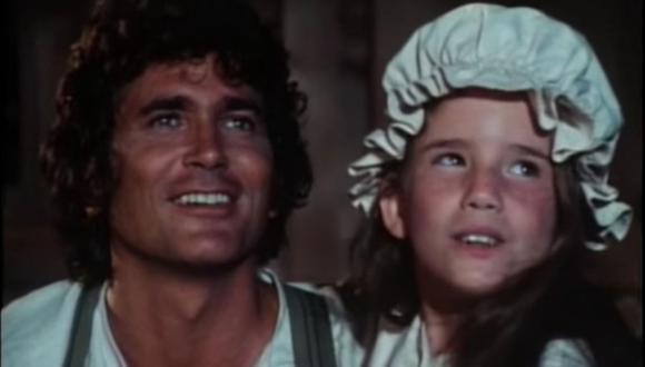 Entre Melissa Gilbert y Michael Landon había una conexión especial. Ella lo veía como una figura paterna (Foto: La familia Ingalls / NBC)