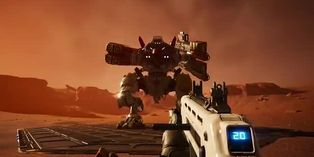 Memories of Mars: incursiona en el hostil ambiente de Marte