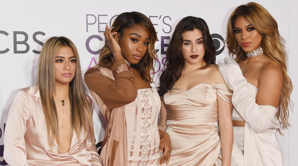 People's Choice Awards: Fifth Harmony debutó como cuarteto - 2