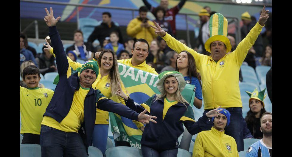 Brasil vs. Paraguay: duelo por Copa América 2019. (Foto: AP)
