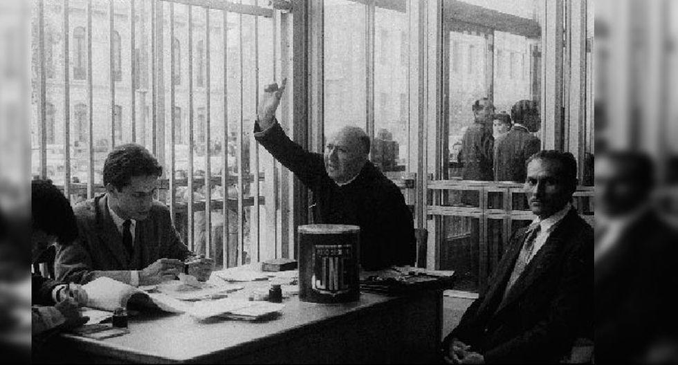 Luis Bedoya conocido como 'El Tucán', se caracterizaba por ser un político sagaz y vigoroso. (Archivo: El Comercio)