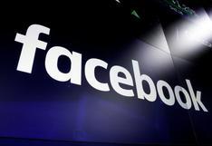 Facebook eliminó 1.300 millones de cuentas falsas entre octubre y diciembre de 2020