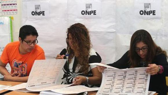 La ONPE ha establecido instrucciones claras para acudir a votar el 11 de abril   Foto: Cortesía Agencia Andina