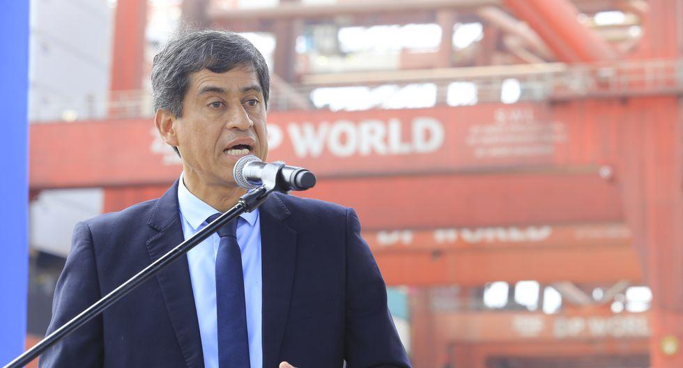 Ministro Lozada destacó que la mayoría de ciudadanos esté acatando la inmovilización social. (Foto: GEC)