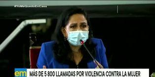 Coronavirus en Perú: se han reportado más de 5800 llamadas por violencia contra la mujer