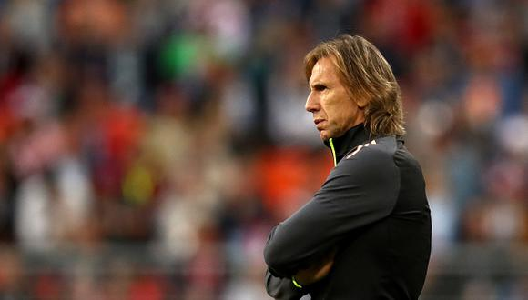 Ricardo Gareca será el segundo entrenador de la selección peruana en dirigir en dos Eliminatorias consecutivas. (Foto: AFP)