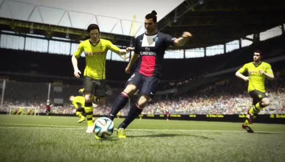 FIFA 15 no incluirá el modo 'Pro Clubs' en PS3 y en Xbox 360