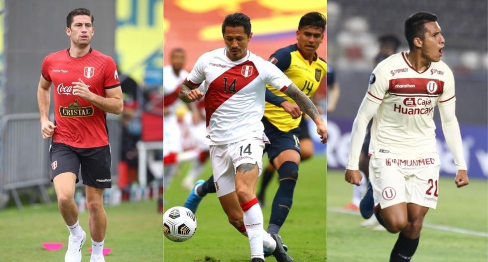 Santiago Ormeño se unió este sábado a los entrenamientos de la selección peruana junto a Gianluca Lapadula y Alex Valera.
