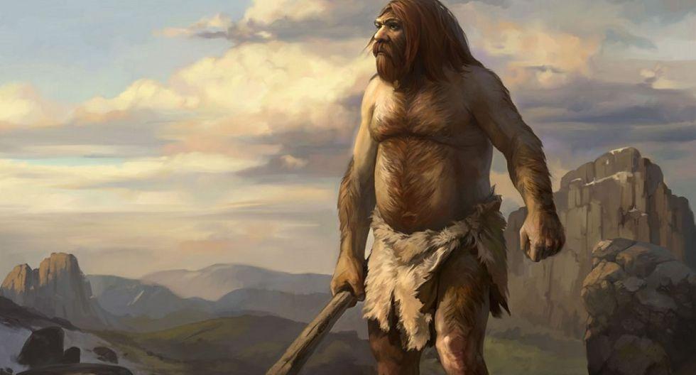 Los neandertales comenzaron a desaparecer, mientras que los humanos modernos se expandieran por todo el mundo. (Imagen: Macroevolution)