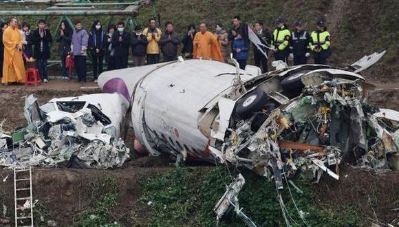 Los accidentes aéreos más graves de los últimos años