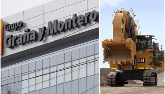 Graña y Montero. El consorcio está integrado en participaciones iguales por GYM S.A. y la española Obras Subterráneas S.A. La adjudicación la llevó a cabo Anglo American Quellaveco S.A.