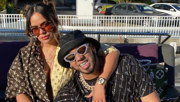 Karol G celebra el cumpleaños de Anuel AA y pone fin a rumores de separación. (Foto: Instagram/@karolg)