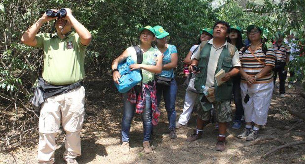 Bosque de Pómac con nueva ruta de aves y actividades turísticas