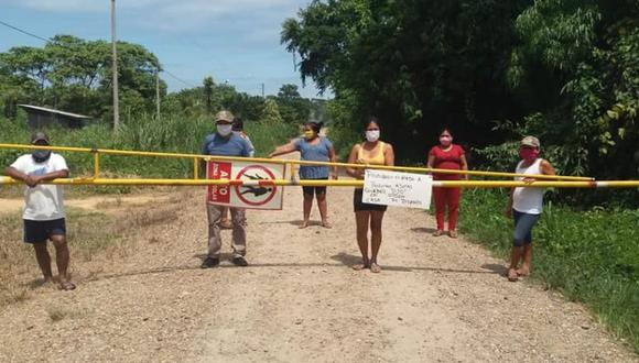 Las comunidades indígenas acataron el aislamiento social y la cuarentena decretadas por el gobierno desde su anuncio. (Foto: Agencia Andina)