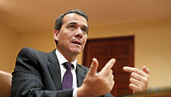Alonso Segura, ex ministro de Economía y Finianzas. (Foto: GEC)