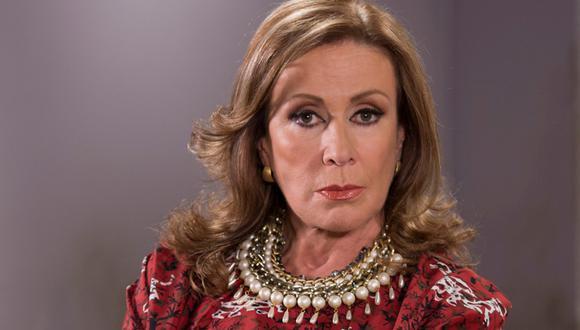 """Laura Zapata quedó fuera de """"Marimar"""" por la decisión de la producción (Foto: Televisa)"""