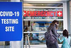 Estados Unidos registra 1.009 muertes por coronavirus en las últimas 24 horas
