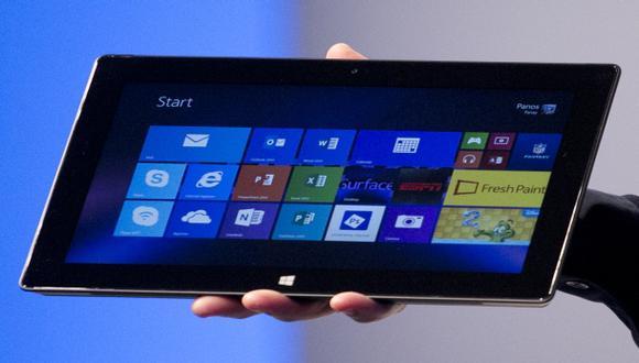 La nueva Surface de Microsoft se podrá conectar a redes móviles