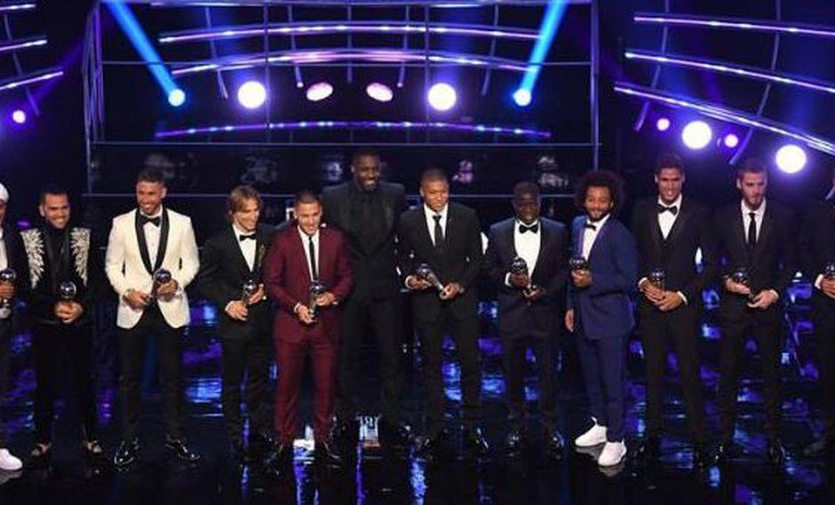 FIFA The Best: repasa todos los ganadores del evento | VIDEO