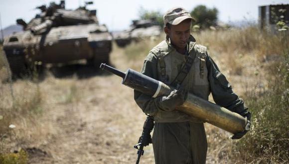Israel lanza ataques aéreos contra Siria