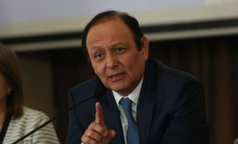 La Defensoría del Pueblo, a cargo de Walter Gutiérrez, exhorta al Congreso a suspender proceso de elección del TC (Foto: GEC)
