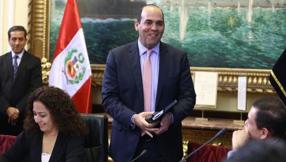 Zavala pide que discusiones en el Congreso sean alturadas