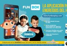 FUNBOXPLAY LLEGA A PERÚ PARA LOS MÁS PEQUEÑOS DEL HOGAR