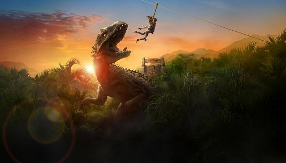 """¿Qué pasó al final de """"Jurassic World: Campamento Cretácico"""" y qué significa para la temporada 2? (Foto: Netflix)"""