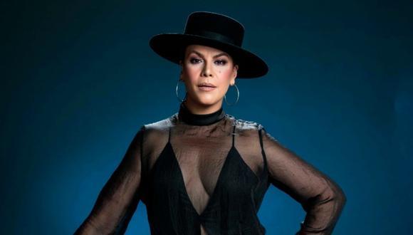 """""""Senderos de Amor"""", el nuevo disco de Olga Tañón. (Foto: Univision)"""
