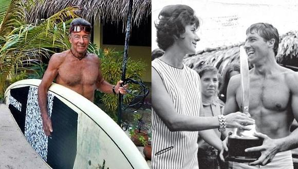 Felipe Pomar vive en Háwai. En 1965 ganó el mundial de surf en el Perú. Hoy reclama su lugar en la hitoria. (Fotos: Archivo)