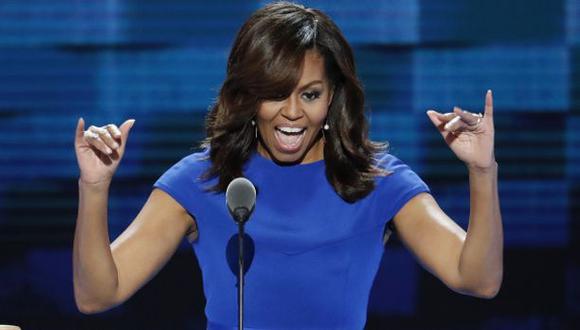 Michelle Obama: Clinton es la única calificada para presidente