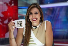 Verónica Linares muestra orgullosa su pancita de seis meses de embarazo