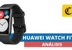 ¿El Huawei Watch Fit es el mejor medidor de actividad que hay en el mercado? | ANÁLISIS