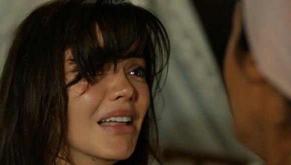 Züleyha está desesperada y desconsolada por la cruel venganza de Demir (Foto: Antena 3/ Youtube)