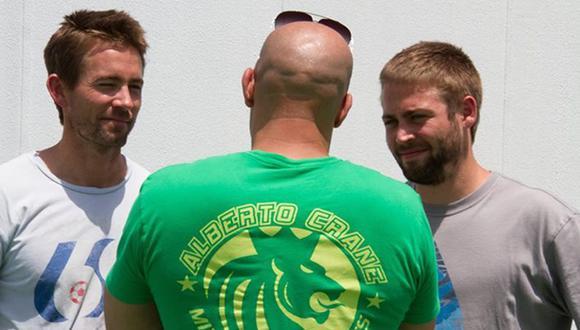 """""""Rápidos y furiosos"""": hermanos de Paul Walker iniciaron rodaje"""