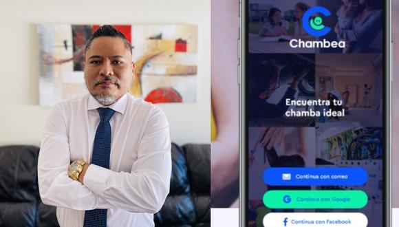 José Soto es CEO y Fundador de Chambea, una app para conectar a clientes y proveedores de servicios a través de una aplicación.