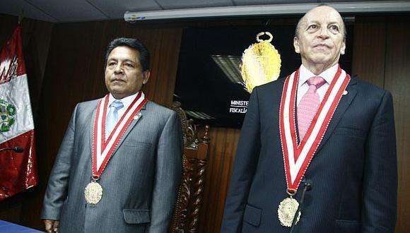 Comisión Áncash levantará secreto bancario a Ramos y Peláez